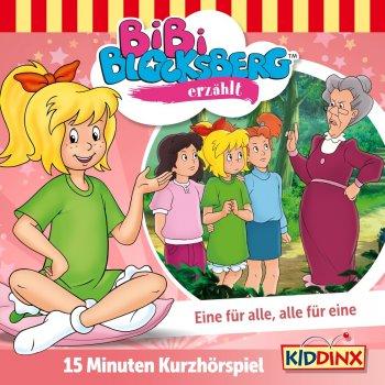 Testi Kurzhörspiel - Bibi erzählt: Eine für alle, alle für eine - EP