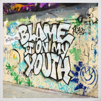 Blame It On My Youth by Blink-182 - cover art