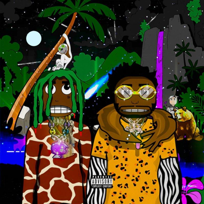 HoodRich Pablo Juan feat  Lil Uzi Vert - Zambamafoo Lyrics