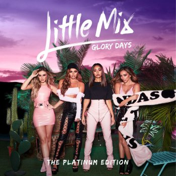 No More Sad Songs by Little Mix feat. Machine Gun Kelly - cover art