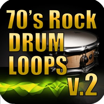 Testi 70s Rock Drum Loops Vol. 2