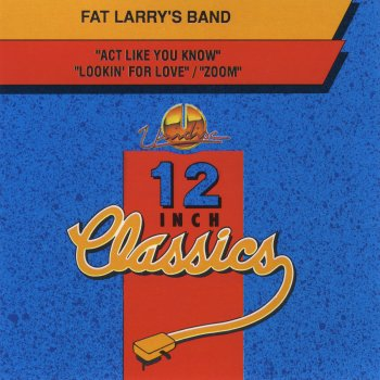 Testi Fat Larry's Band: 12 Inch Classics - EP