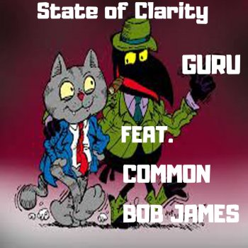 Testi State of Clarity (feat. Common) - Single