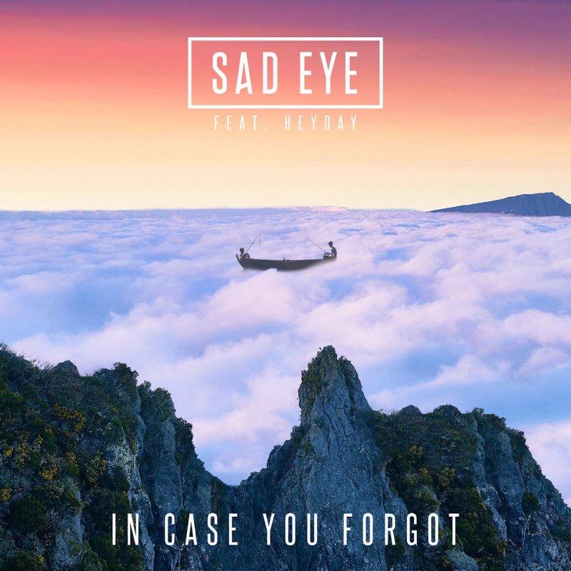 9a53f86b873d5 Sad Eye feat. Heyday - In Case You Forgot Lyrics   Musixmatch