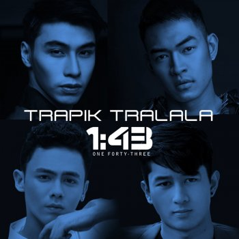 Trapik Tralala by 1:43 - cover art