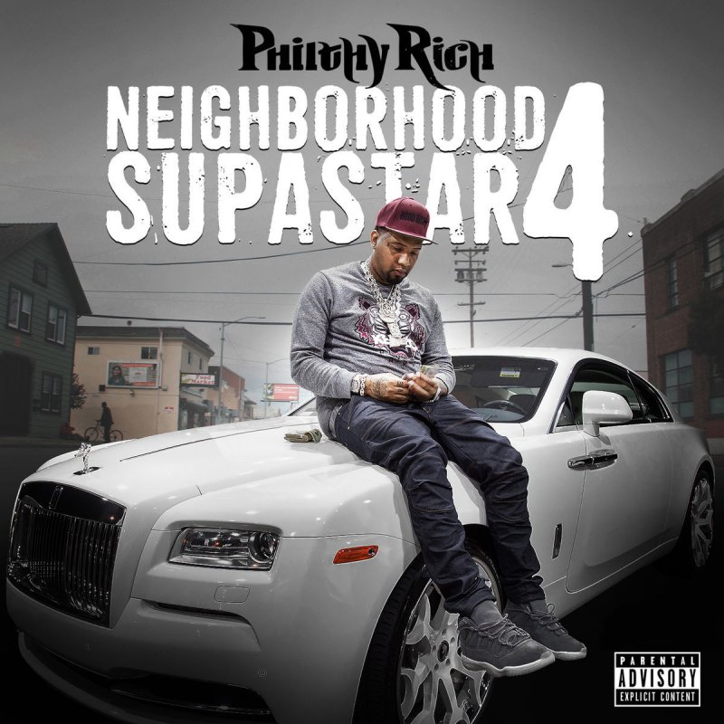 Philthy Rich feat. Johnny Cinco, Lil Daddy CBM & Mista Cain - Mama ...