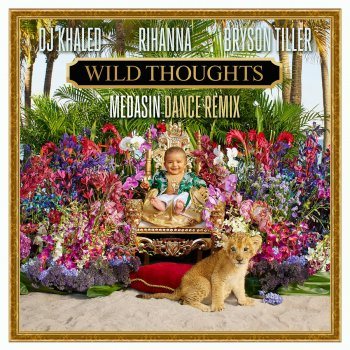 Testi Wild Thoughts (feat. Rihanna & Bryson Tiller) [Medasin Dance Remix] - Single