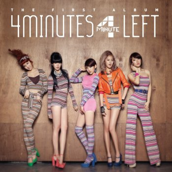 Mirror Mirror by 4Minute - cover art