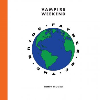 Sunflower by Vampire Weekend feat. Steve Lacy - cover art