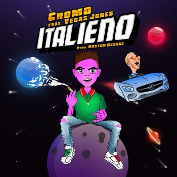 Testi Italieno (feat. Vegas Jones)