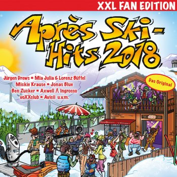 Après Ski Hits 2018 Xxl Fan Edition By Various Artists