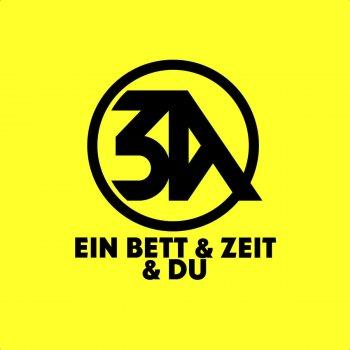 Ein Bett & Zeit & Du by 3A - cover art