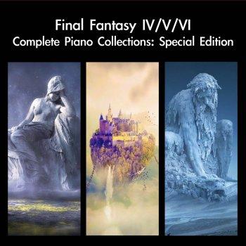 Testi Final Fantasy IV / V / VI Complete Piano Collections: Special Edition