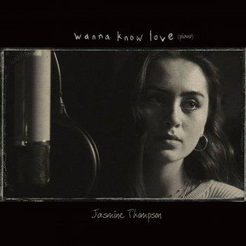 Testi Wanna Know Love (Piano Version)