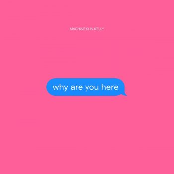 why are you here - cover art