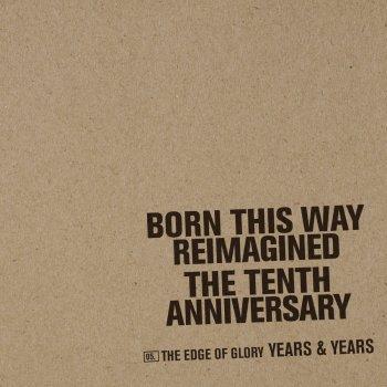 Testi The Edge Of Glory - Single