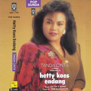 I testi delle canzoni dell'album Pop Sunda Tanda Cinta di Hetty Koes
