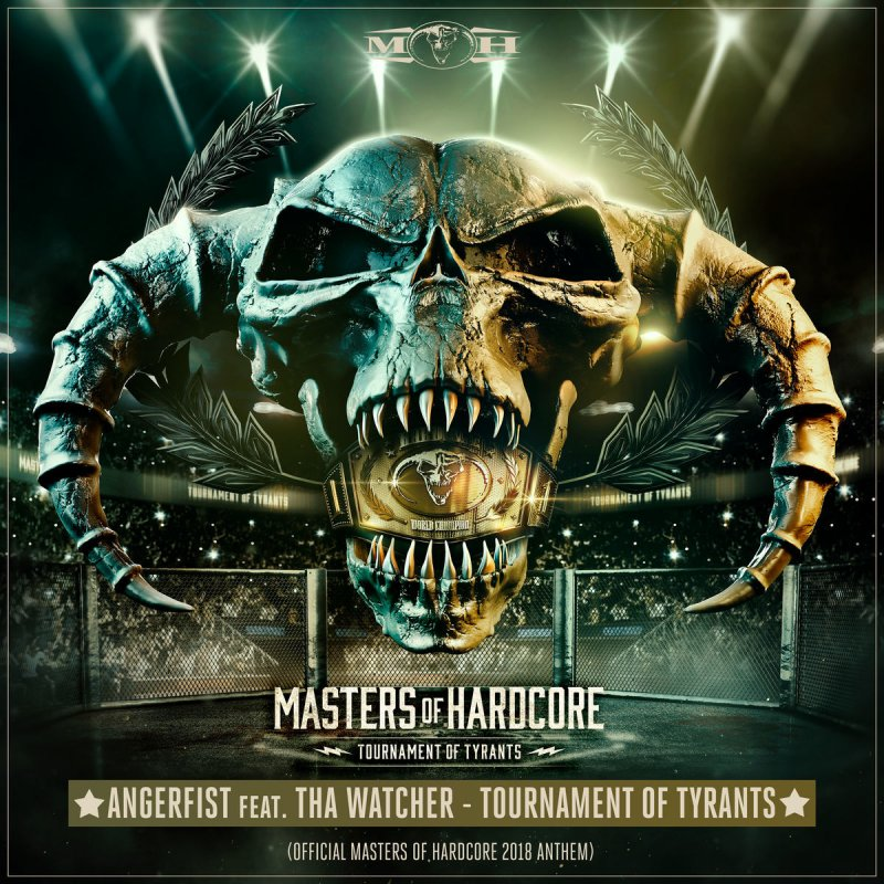 Angerfist feat. Tha Watcher - Tournament of Tyrants ...