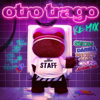 Otro Trago - Remix lyrics – album cover