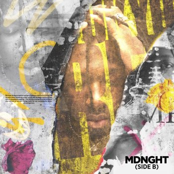 Mdnght (Side B) - EP - cover art