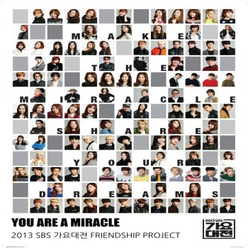 Testi 2013 SBS 가요대전 - You are a miracle