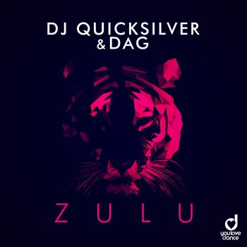 Zulu by DJ Quicksilver feat. Dag - cover art