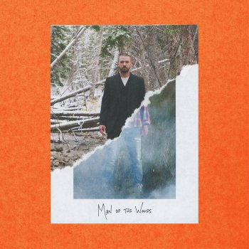 Say Something by Justin Timberlake feat. Chris Stapleton - cover art