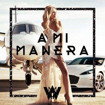Testi A Mi Manera - Single