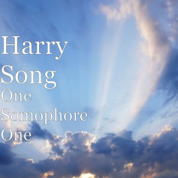 One Somophore One - cover art