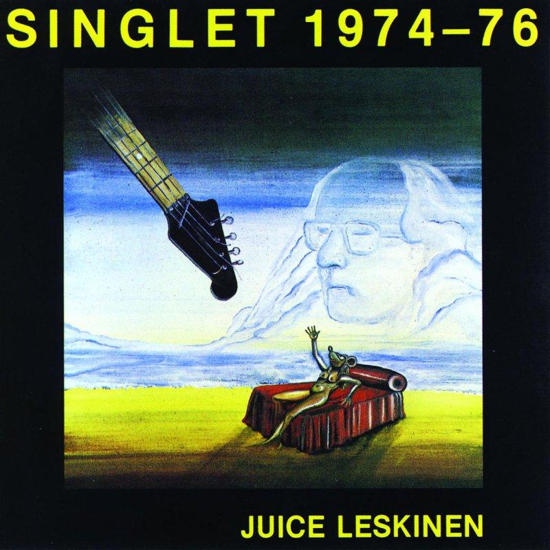 """10 vuotta sitten kuollut Juice Leskinen eli laulujensa näköisen elämän ja ennusti oman kuolemansa kappaleessa """"Ei elämästä selviä hengissä"""""""
