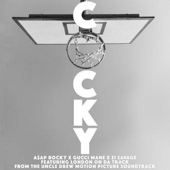 Cocky lyrics – album cover
