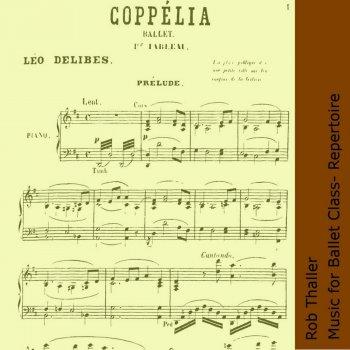 Testi Music for Ballet Class - Repertoire