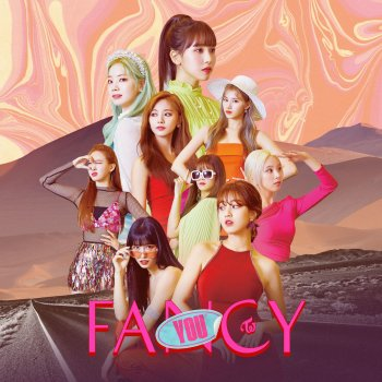 FANCY lyrics – album cover