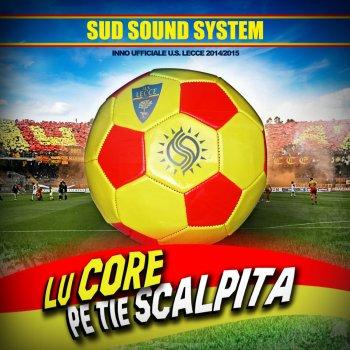 Testi Lu core pe tie scalpita - Single (Inno ufficiale U.S. Lecce 2014/2015)