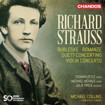 Testi Strauss: Concertante Works
