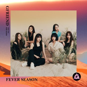 Testi GFRIEND The 7th Mini Album `FEVER SEASON`