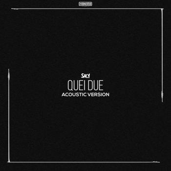 Testi Quei due (Acoustic Version)