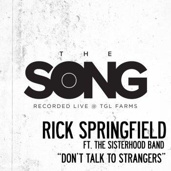 Testi Don't Talk to Strangers (The Song Recorded Live @ TGL Farms)