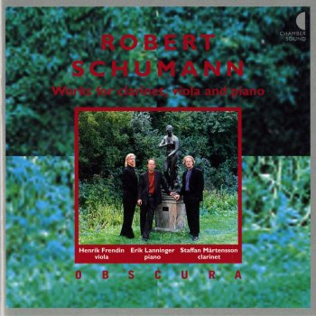 Testi Schumann: Works for Clarinet, Viola and Piano