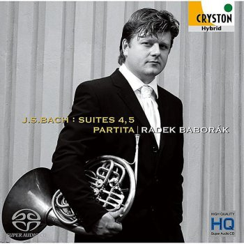 Testi J.S.Bach: Suites No.4&.5 -Partita