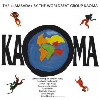 """Testi THE """"LAMBADA"""" BY THE WORLDBEAT GROUP KAOMA (Original Lambada Kaoma)"""