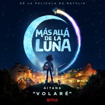 """Testi Volaré (De La Película De Netflix """"Más Allá De La Luna"""")"""