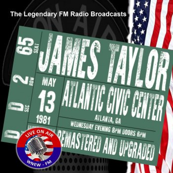Testi Legendary FM Broadcasts - Atlantic Civic Center, Atlanta GA 13th May 1981