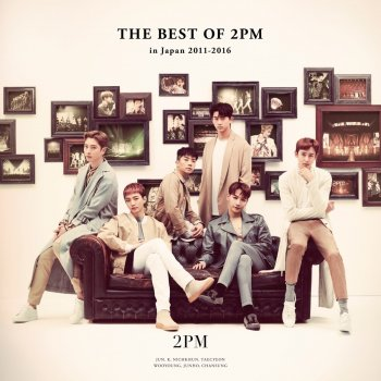 Testi The BEST of 2PM in Japan 2011-2016