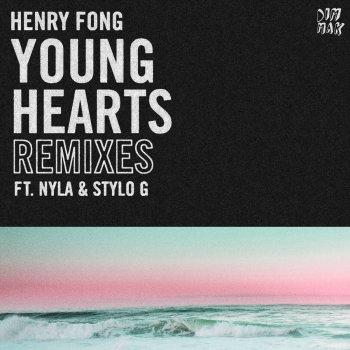 Testi Young Hearts (feat. Nyla & Stylo G) [Remixes]