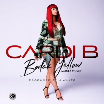 Bodak Yellow                                                     by Cardi B – cover art
