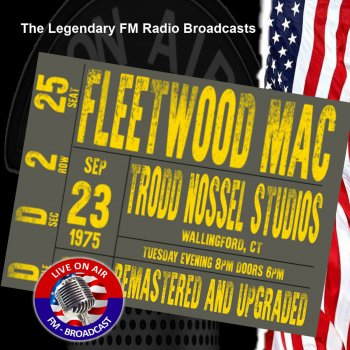 Testi Legendary FM Broadcasts - Trodd Nossel Studios, Wallingford CT 23th September 1975
