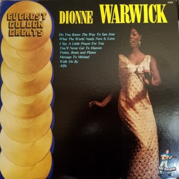 Testi Everest Golden Greats - Dionne Warwick