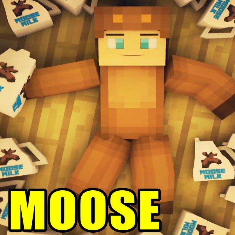 Moose Craft Skin Minecraft