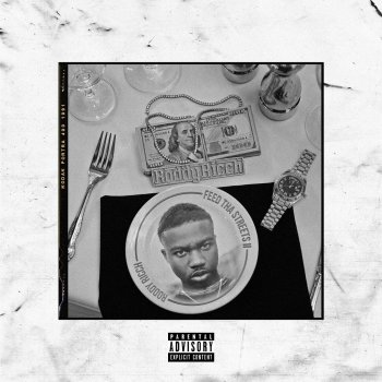 Feed Tha Streets ll                                                     by Roddy Ricch – cover art